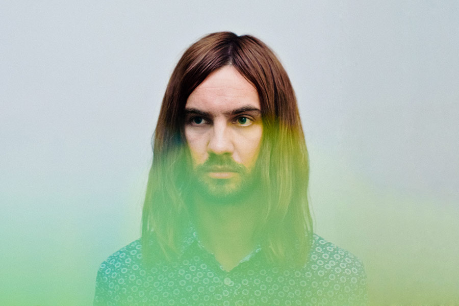 Tame Impala Kevin Parker green beard currents 2015