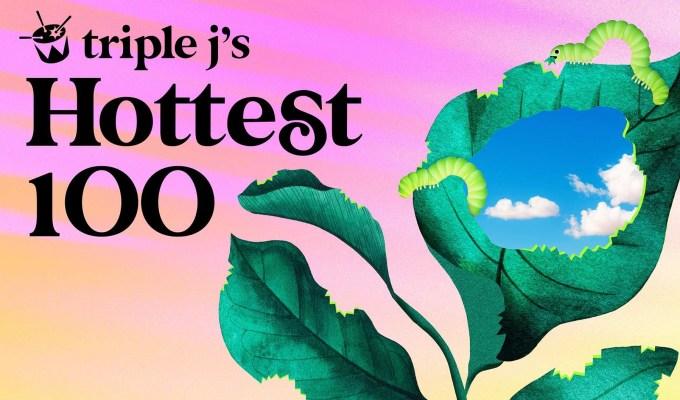 triple j hottest 100 2021