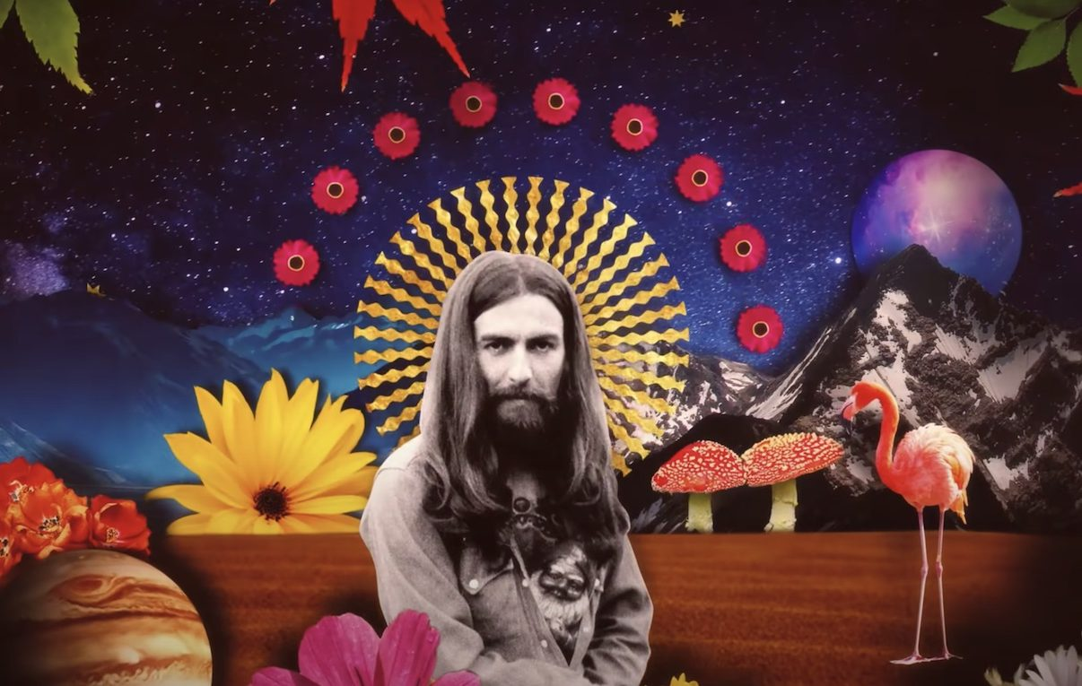 George Harrison all Things Must Pass promotionl image