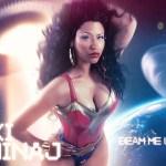 Nicki Minaj May 2021 Beam Me Up Scotty Album Cover The Glitter and Gold