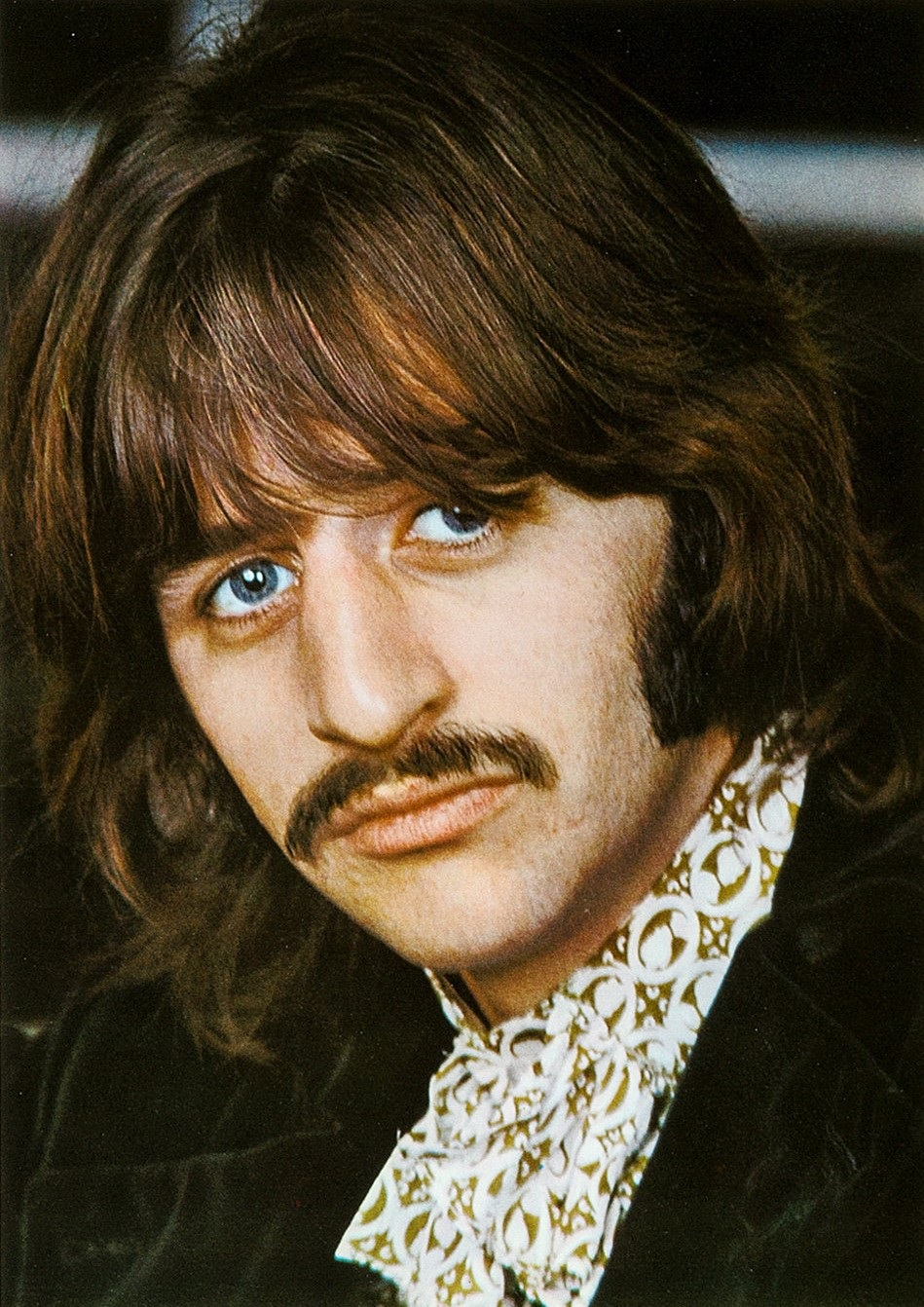 The Beatles Ringo Starr Apple Records Promotional Image