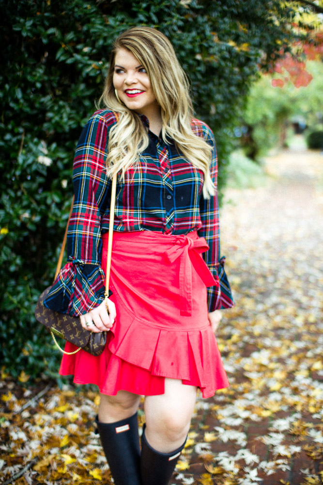 One Skirt: Two Ways | Holiday Style Series