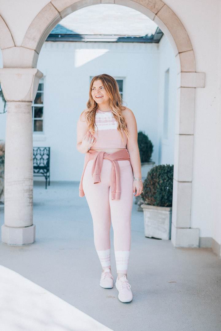 Average Size Fashion, Body Positive, Eating Disorder Recovery, Athleisure, Aerie, The Glitter Gospel, Tennessee Blogger, Balayage, Knoxville TN
