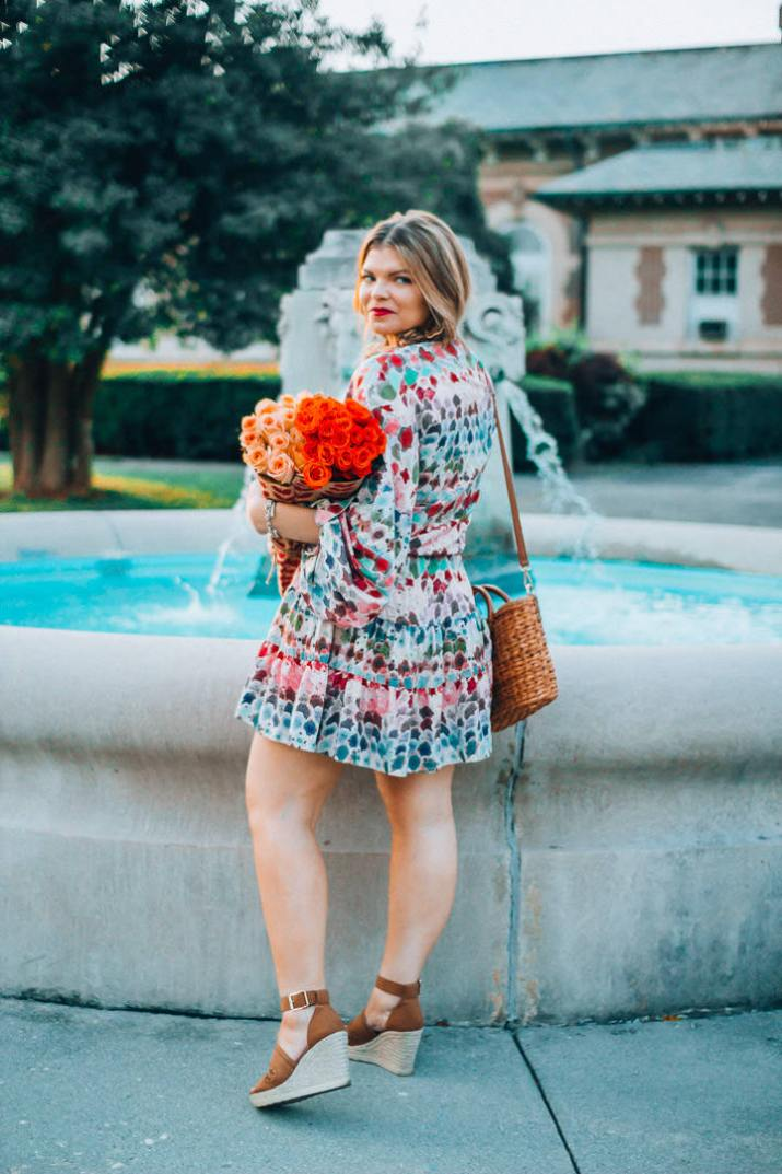 How to give back with your Mother's Day Gift purchase. Global Purpose Bouquet bags available at the Fresh Market. The Glitter Gospel, IJM, Gifts that give back, Tennessee Blogger, Top Tennessee Fashion Blogger