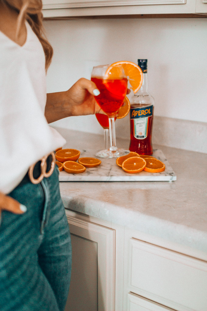 My Favorite Summer Cocktail + $400 Nordstrom Giveaway!