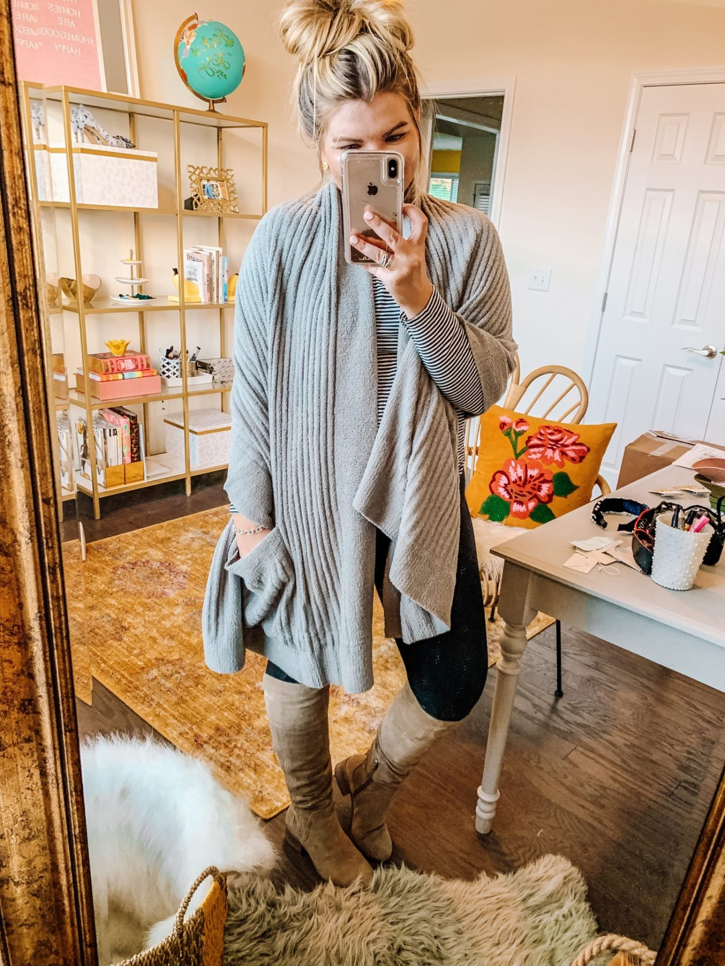 NSALE TOP PICKS | Barefoot Dreams Cardigan | What I Bought From the Nordstrom Anniversary Sale | The Glitter Gospel