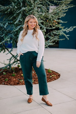 Must Have Target Sweaters (all 30% off) with Lacey Anne Douthat of The Glitter Gospel