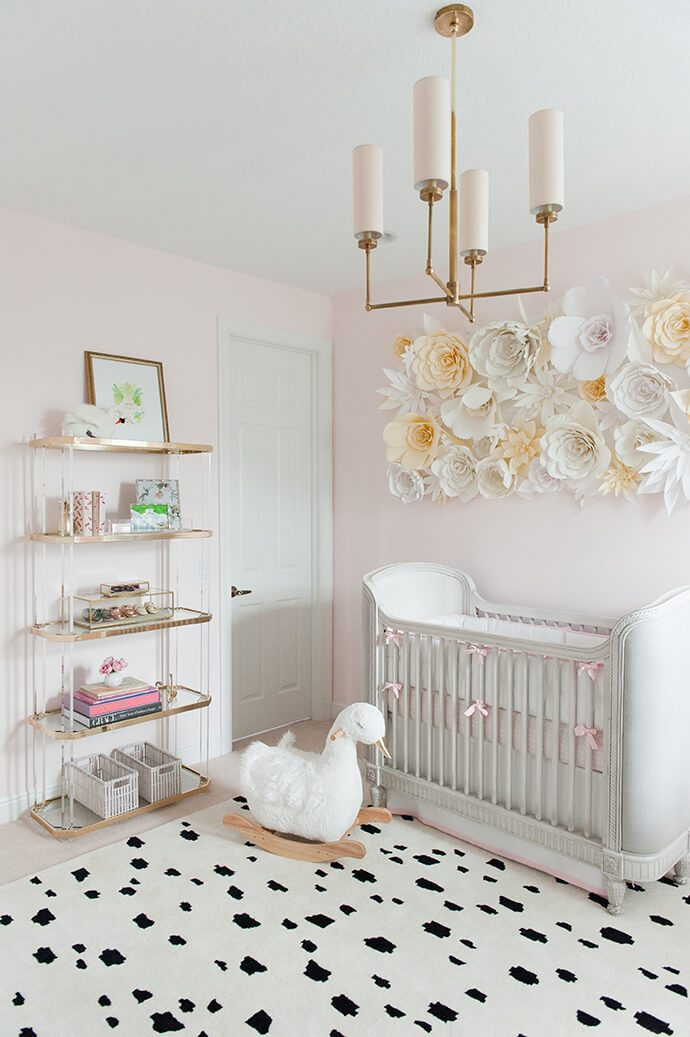 Touring A Sweet SwanFilled Nursery  Glitter Guide