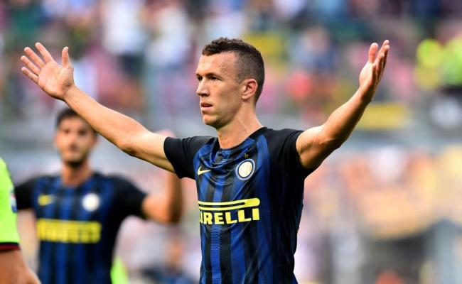 Perisic Hat Trick Sends Inter Top Of Serie A The