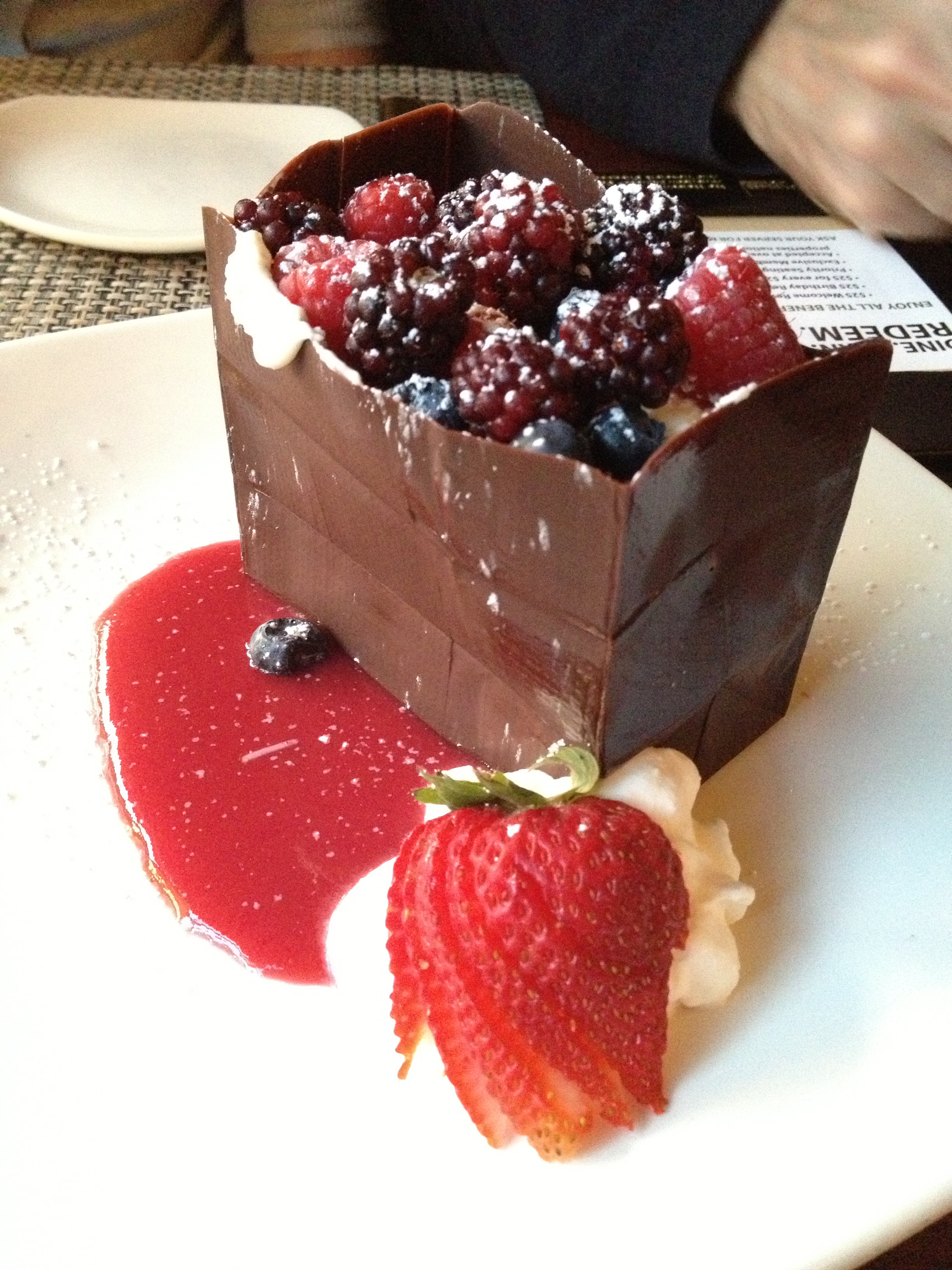 Seattle McCormick Amp Schmicks Dessert Chocolate Bag
