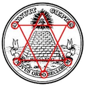 The Red Hexagram