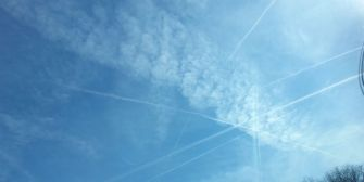 Evidence For Atmospheric Aerosol Spraying