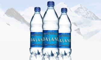 Coca-Cola admits Dasani is really just 'purified' tap water