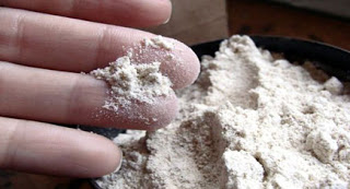 Detox with diatomaceous earth to remove allergies, mercury, chemicals, GMOs, parasites