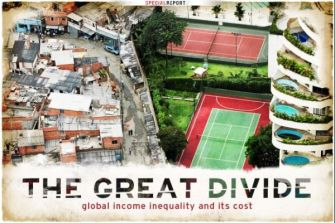 The Great Divide: Global Income Inequality & its Cost