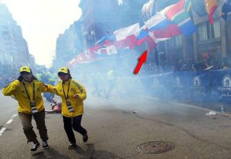Indisputable Evidence the Boston Marathon Bombing was a Staged Event