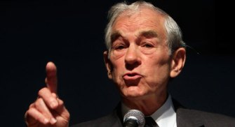 Ron Paul Speaks at Chilean Conference, Says Abolish the IRS