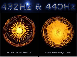 440hz Music – Conspiracy To Detune Us From Natural 432Hz Harmonics?