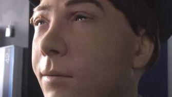 Robot face lets slime mould show its emotional side
