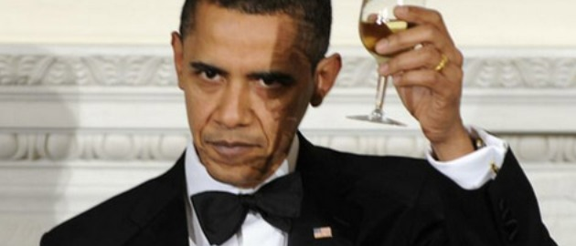 cheers obama