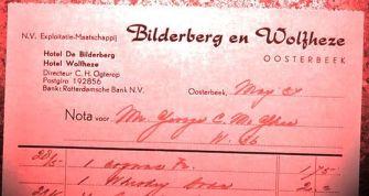 Rare Bilderberg Paper Trail Left Behind by Elite Rhodes Scholar