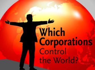 Which Corporations Control the World? (Infographic)