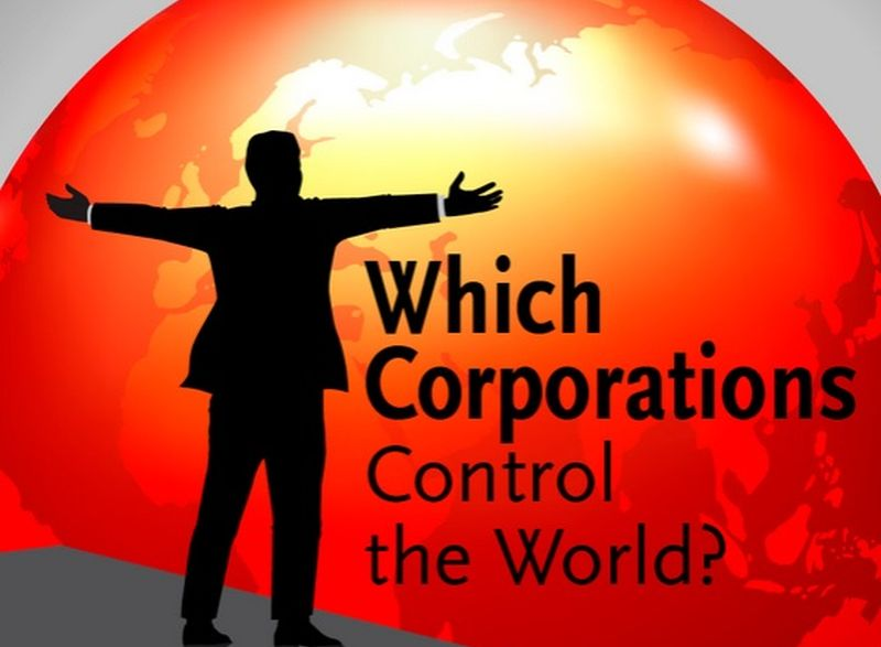 corporations rule the world