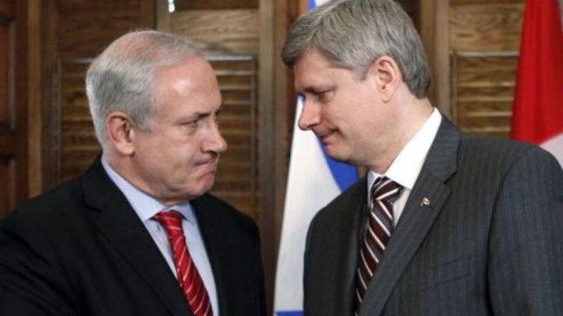 Harper-Netanyahu
