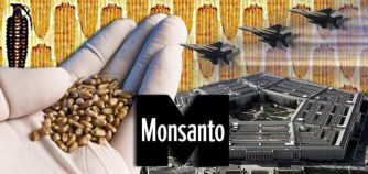 "Monsanto's GMO Food and its Dark Connections to the ""Military Industrial Complex"""