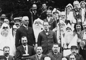Winston Churchill & The Ancient Order of Druids