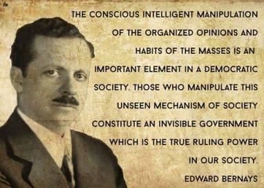 Edward Bernays Quote