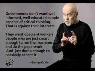 George Carlin Quote 6