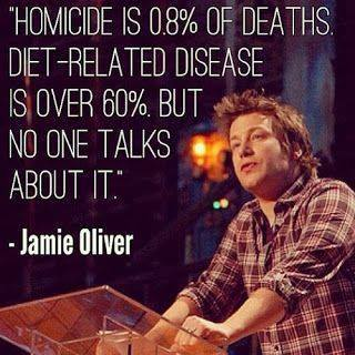 Jamie Oliver Quote