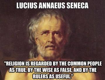 Lucius Annaeus Seneca Quote