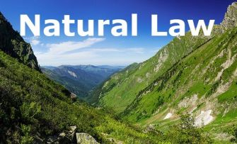Why You Need to Study Natural Law