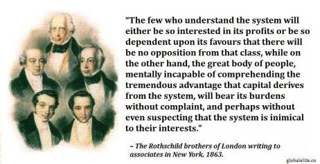 Rothschild-Capitalism