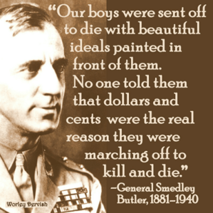 Smedley Butler Quote 2