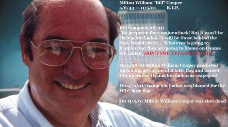 Bill Cooper 911 wtc