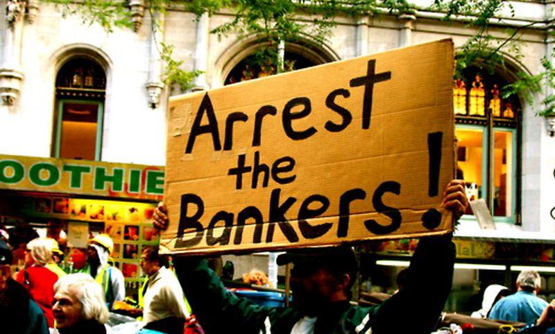 Bankers-Arrested