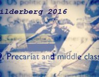 Bilderberg 2016 Attendees: Middle Class Becomes Aimless as Tech Takes Over