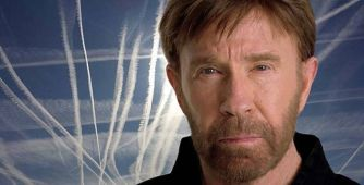 Chuck Norris Speaks Out On The Geoengineering Cover-Up