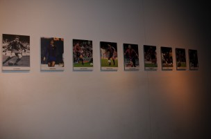 Camp Nou - the museum