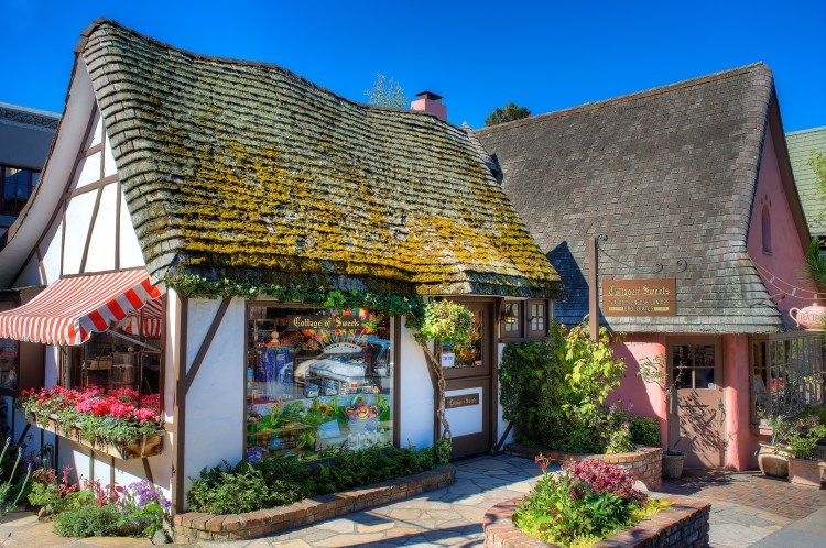 Cottage of Sweets, Carmel