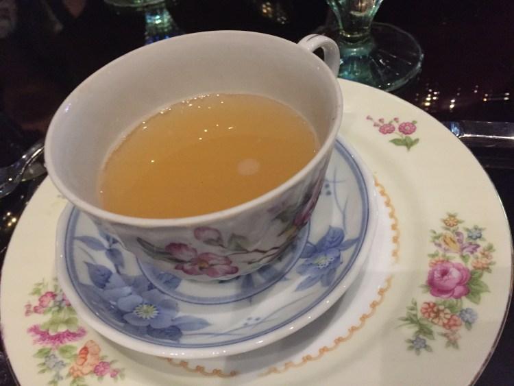 TIpsy Tea Pot: The Buzzing Lotus