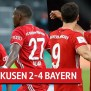 Leverkusen Vs Bayern Munich 2 5 Dfb Pokal Final