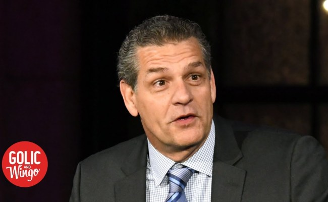 Stugotz Relives His Favorite Mike Golic Memories Golic