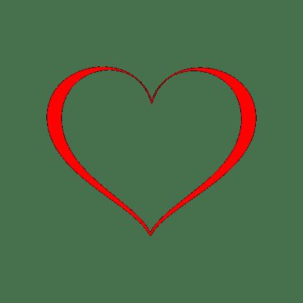 heart text symbol