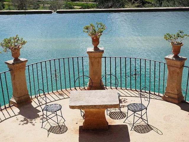 Terrace Into a Cool Sanctuary