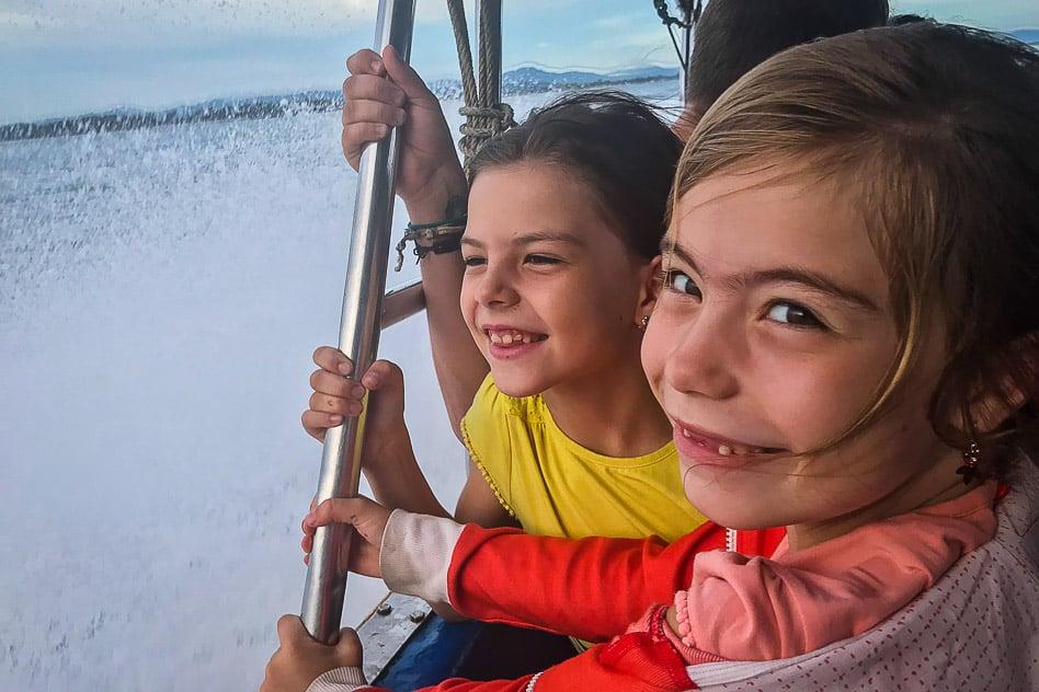 Speedboat Perhentian Islands Kids