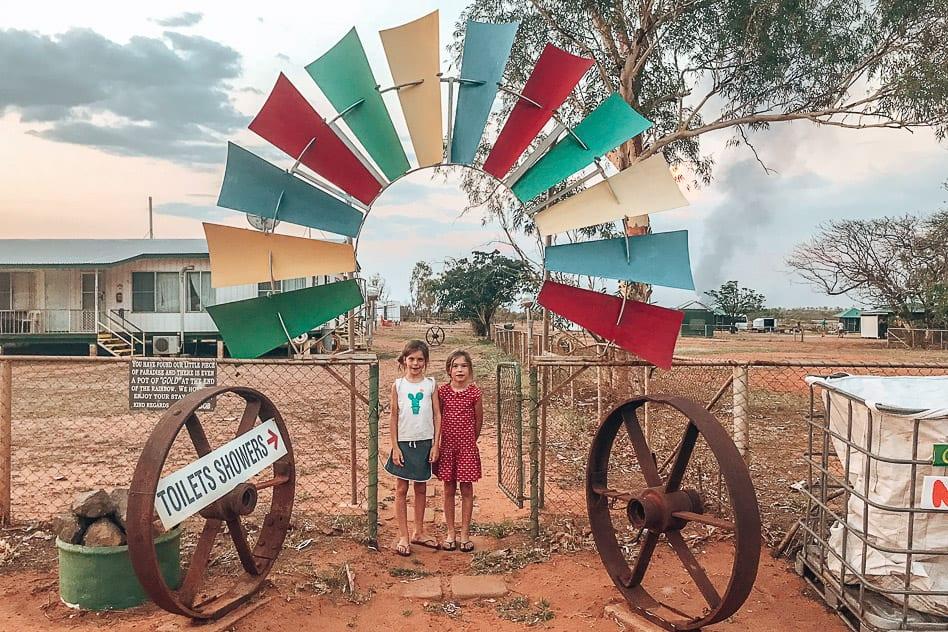 Banka Banka Cattle Station Outback Stuart Highway